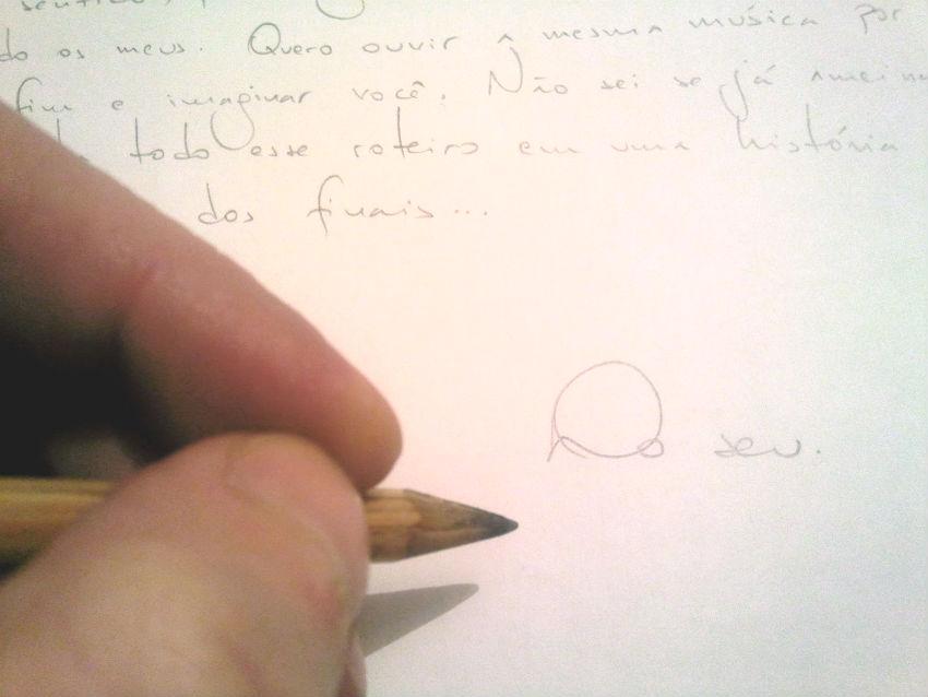 Escreva uma carta