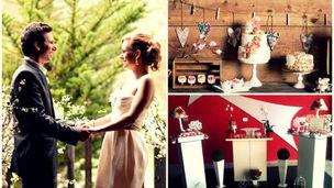 opções de festas casamento civil