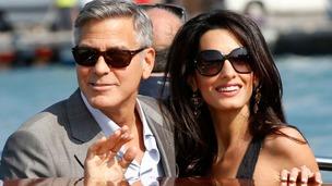 casamento George e Amal
