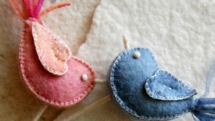 Azul e pink noivado