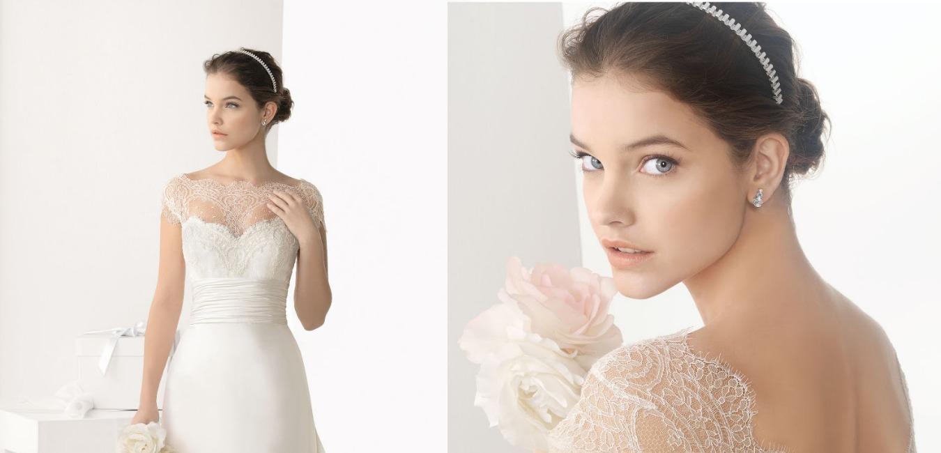Trajes De Baño Busto Pequeno:vestidos de noiva para mulheres com busto pequeno