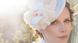 Chapéu acessório elegante para casamento