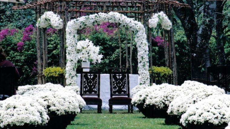 casamento no sitio
