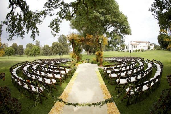 Local do casamento