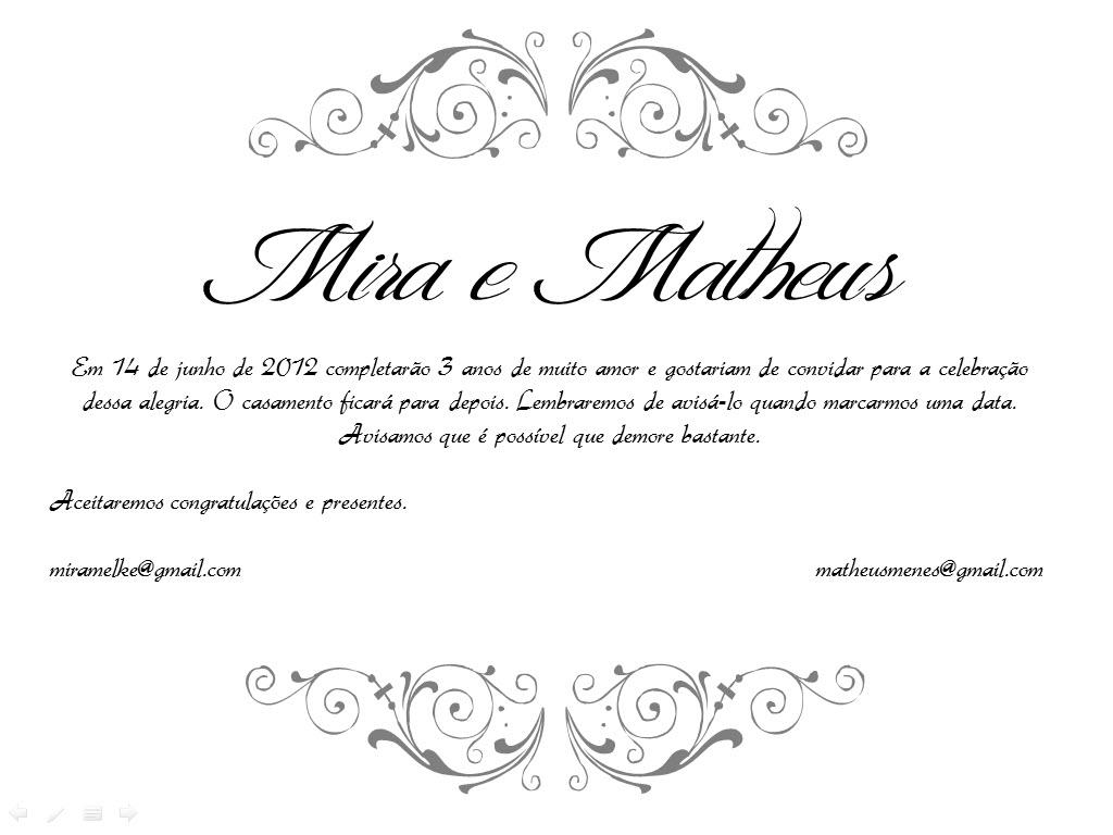 25 Estilos de Convite de Casamento para os pais – Modelos