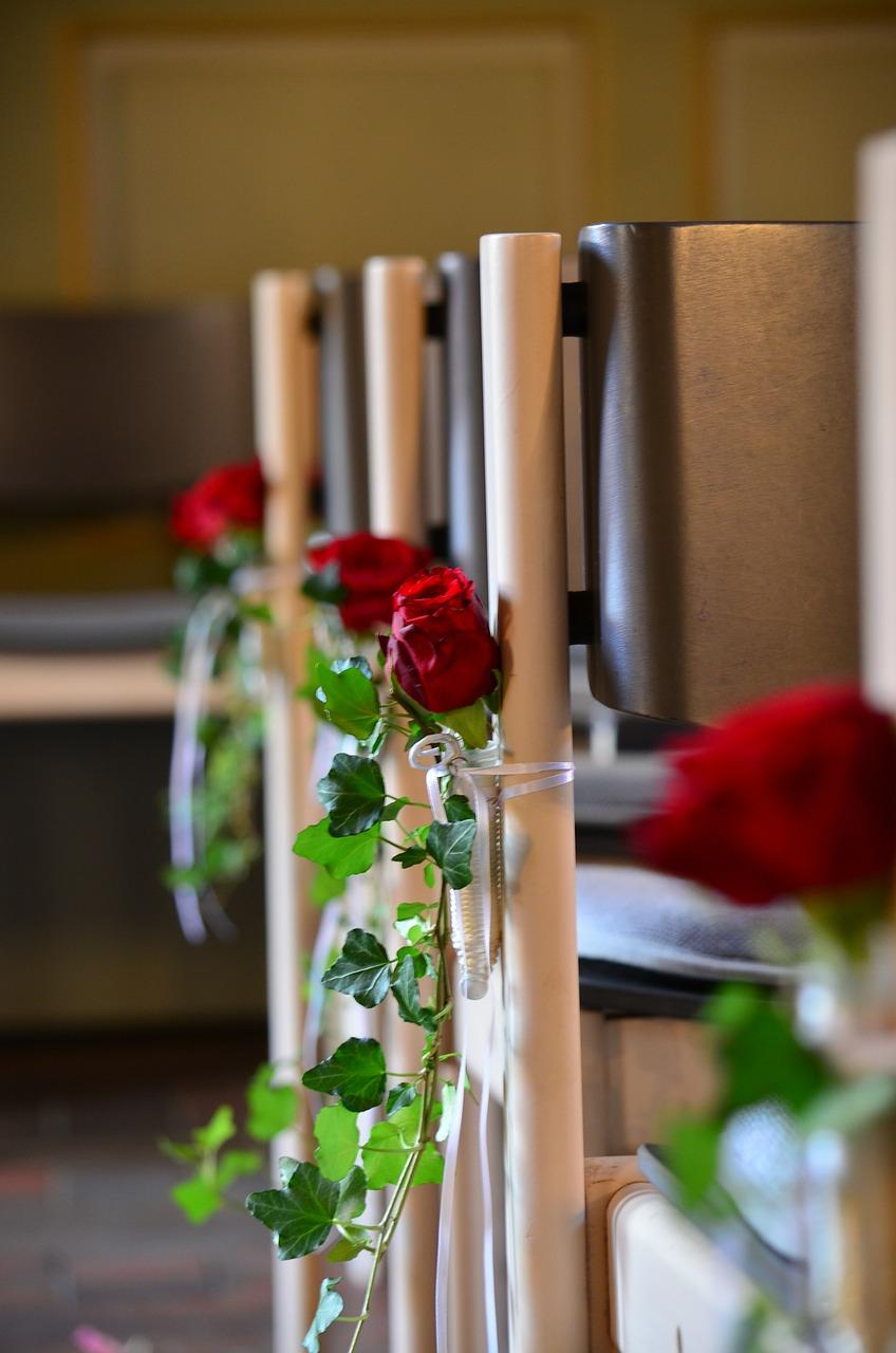 dicas para escolher a decoração de casamento para a cerimônia