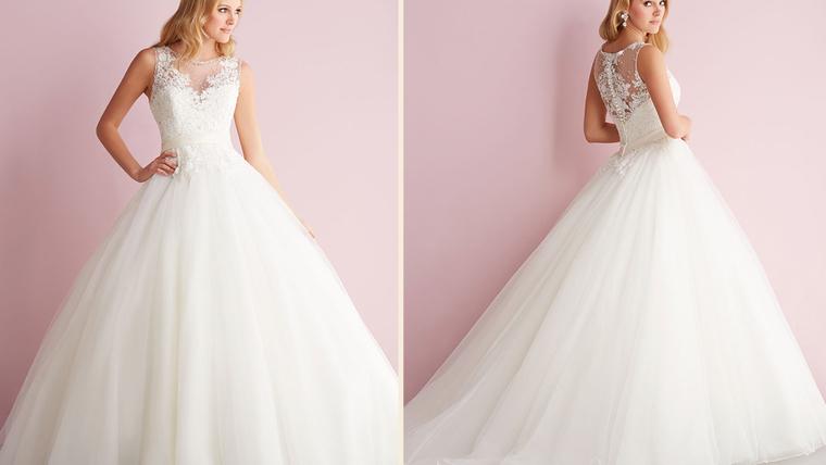 vestido de noiva 2015