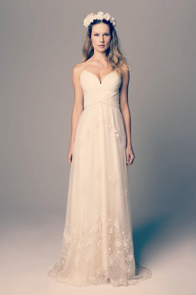 Estilo Boho Os 9 Mais Lindos Vestidos Para As Noivas As