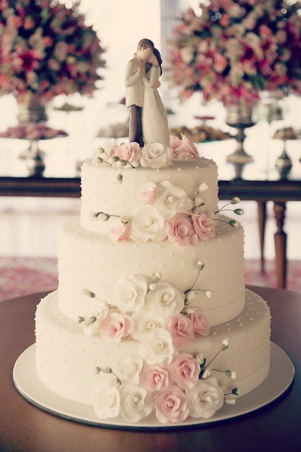 Bolo de casamento, qual você gostou? 1