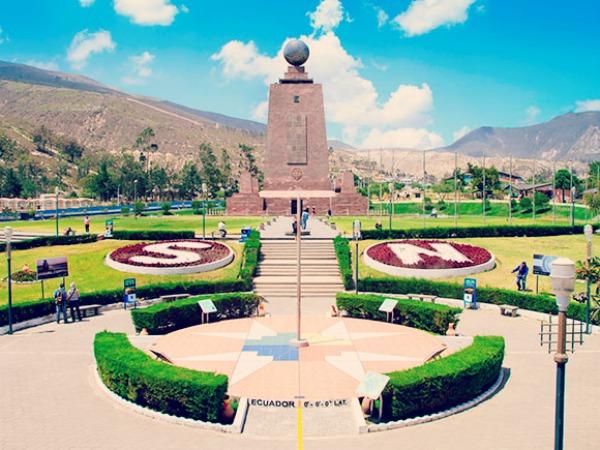 monumento equatorial