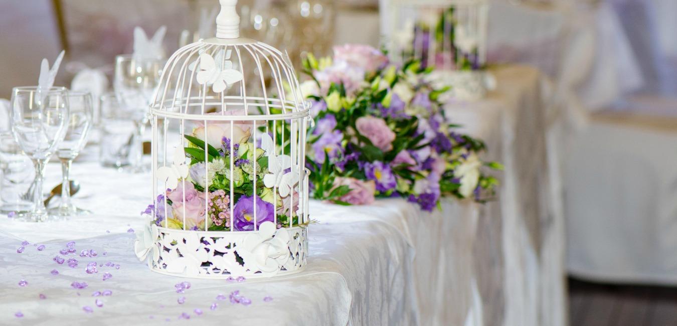 decoracao e casamento:Decoração de casamento simples: 7 ideias diferentes e charmosas