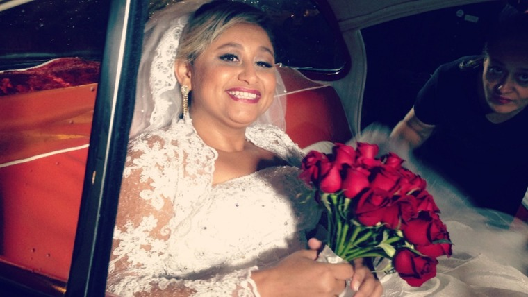 mulher com câncer terminal se casa