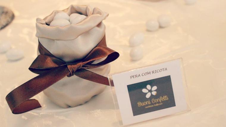 confetes lembrancinhas de casamento