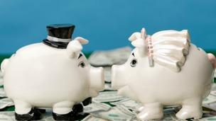 economia antes do casamento
