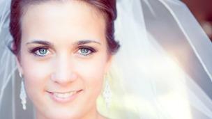 véu de noiva arrasador