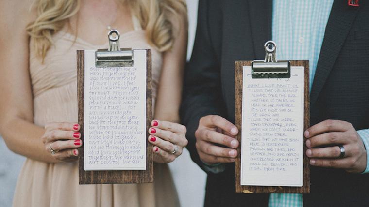 check list casamento