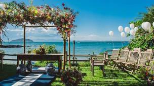 casamentos ao ar livre no rj