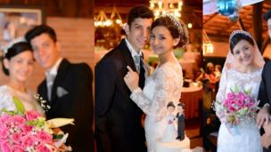 o casamento real da nathafiny e do marcos