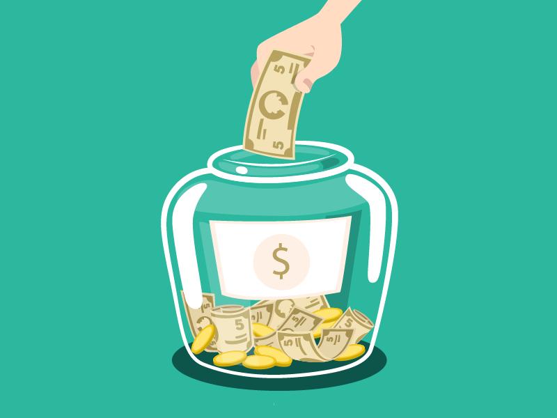 Em um ano de muitas incertezas como 2021, economizar é uma forma de garantir um fundo para emergência e controlar seu dinheiro mais do que ele controla você.