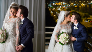 o casamento dos sonhos da Priscila e do João