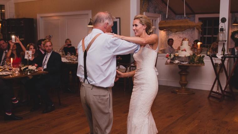 Musicas para a noiva e seu pai arrasarem na pista de dança - Foto: Gina Brocker Photography