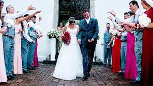 Roteiro cerimônia de casamento na igreja