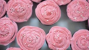 bolos e doces de casamento