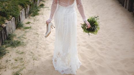 vestido de noiva para mulher alta