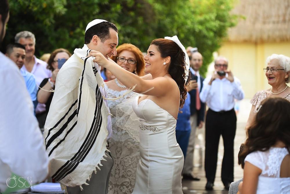 Cerimônia casamento judaico
