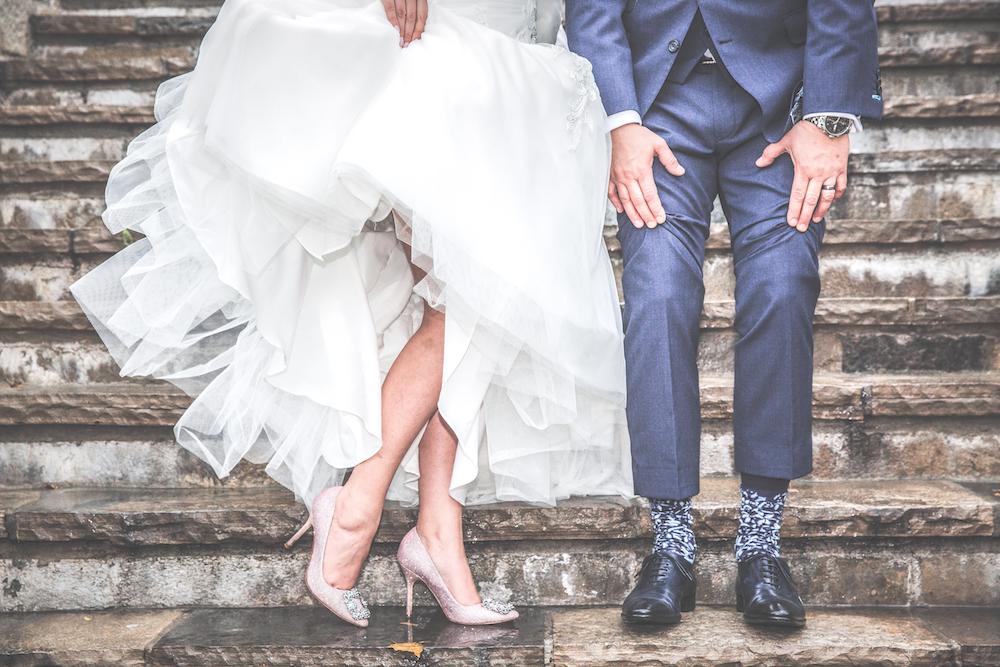 Trajes dos noivos