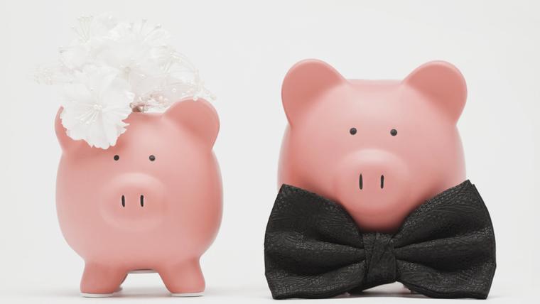Vilões que atrapalham você economizar dinheiro para o casamento