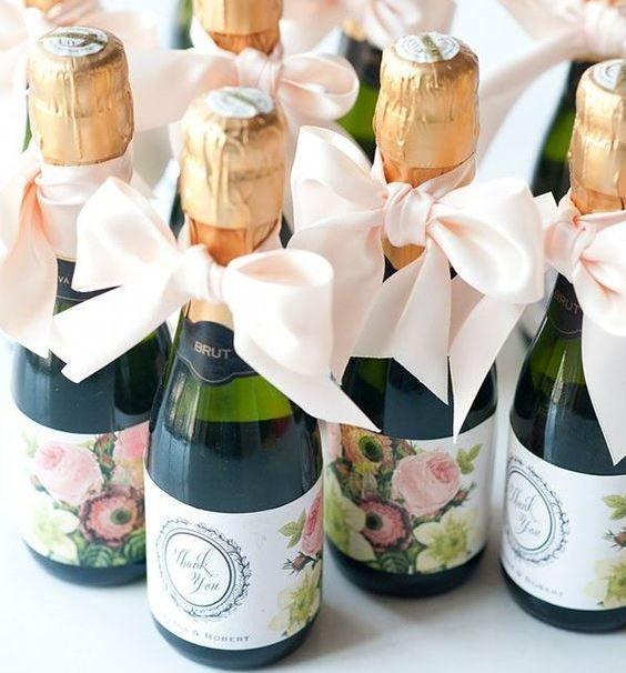 Mini champanhe
