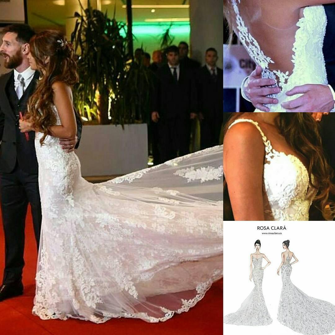 Vestido de noiva Antonella