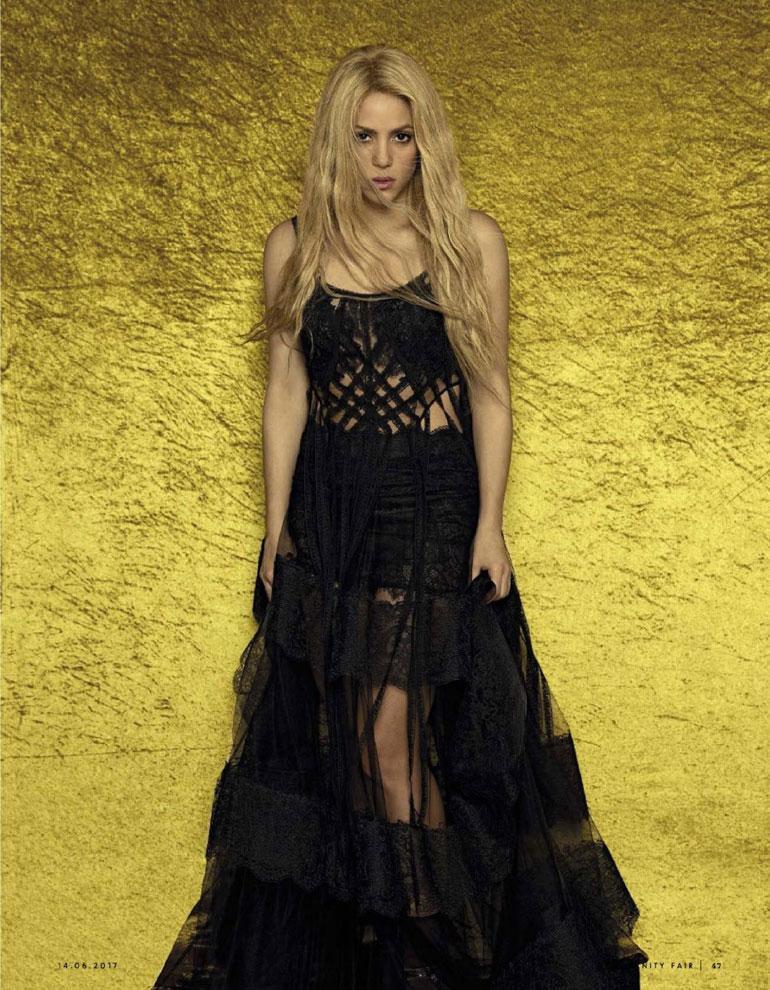 Vestido da Shakira