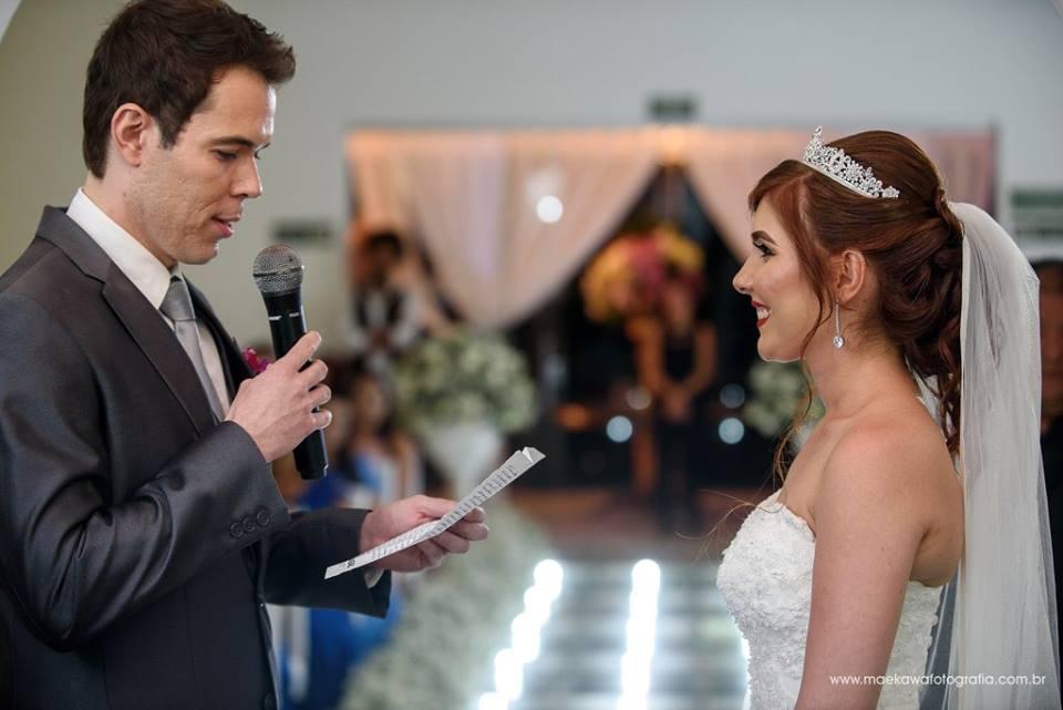 Discurso do noivo
