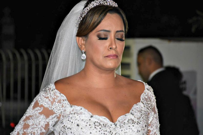Noiva Lidiane