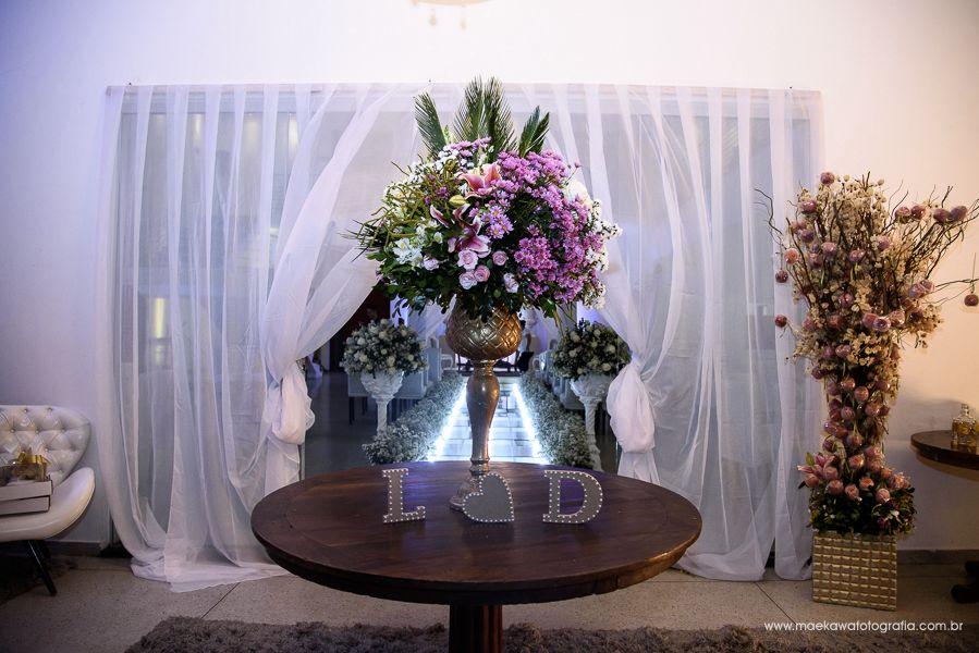 Recepção casamento Lourena e Danilo