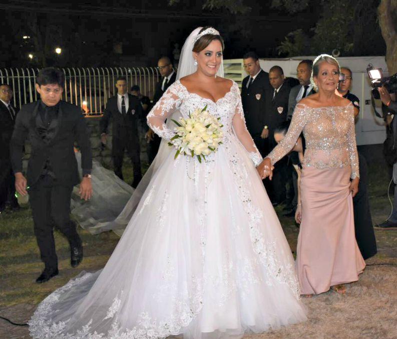 Vestido de noiva Lidiane