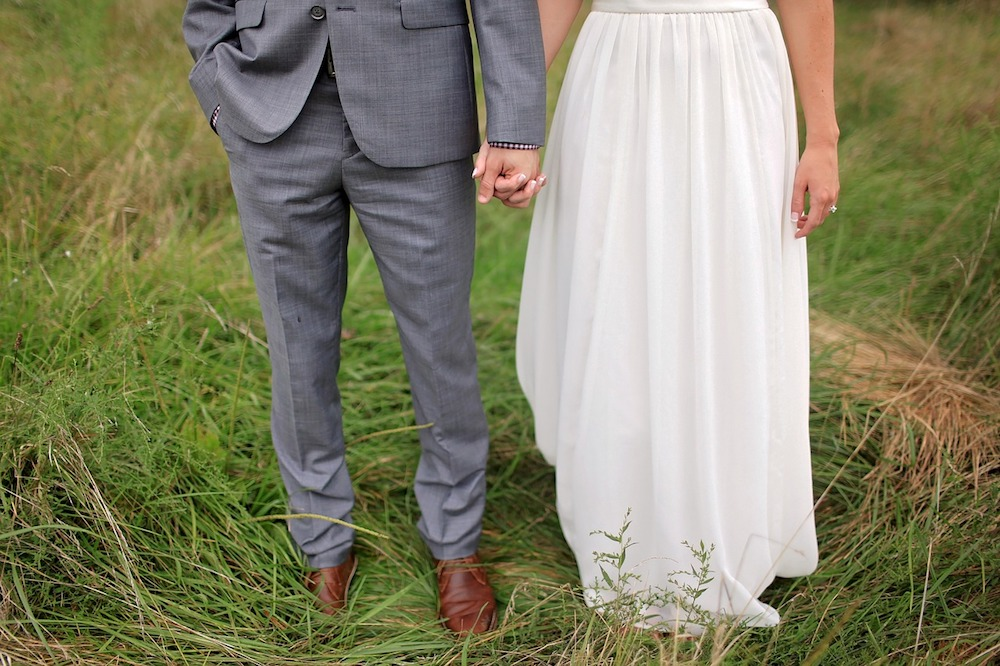 Como se vestir no casamento civil