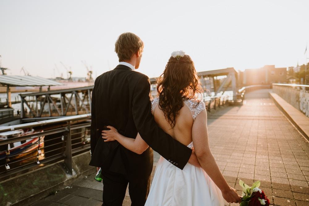 Casamento é uma vida a dois