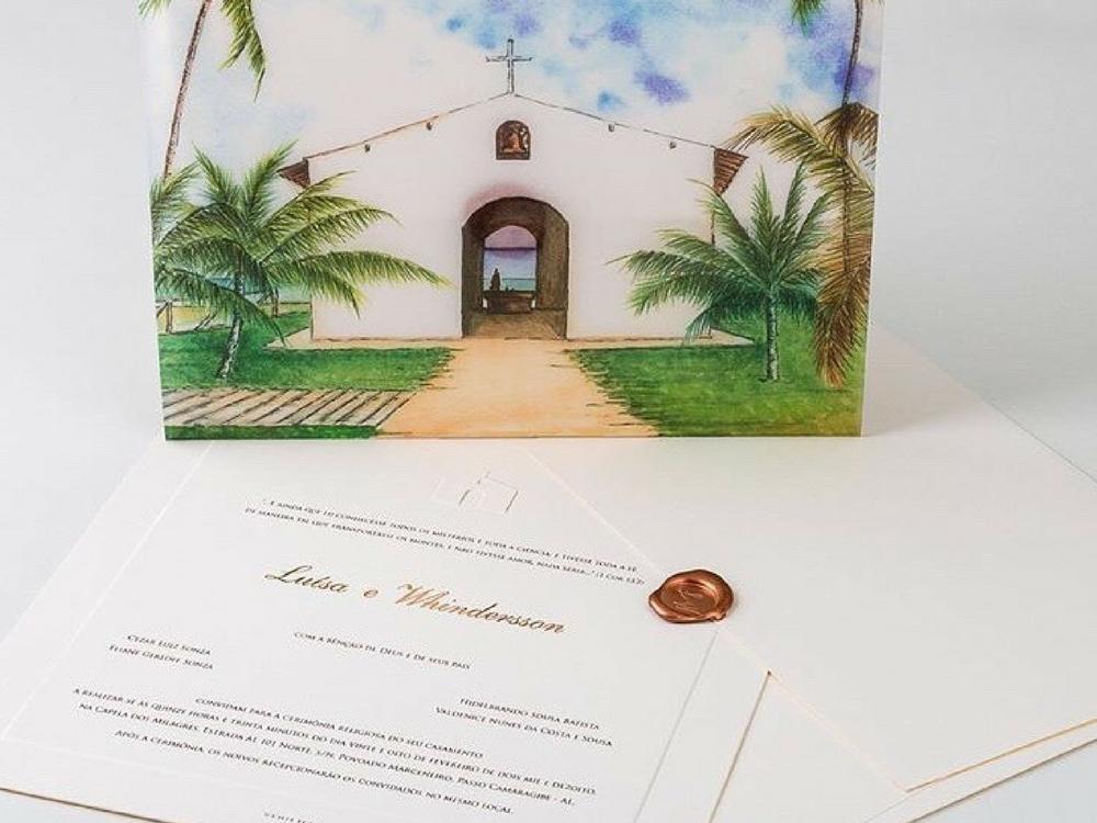 Detalhes do convite