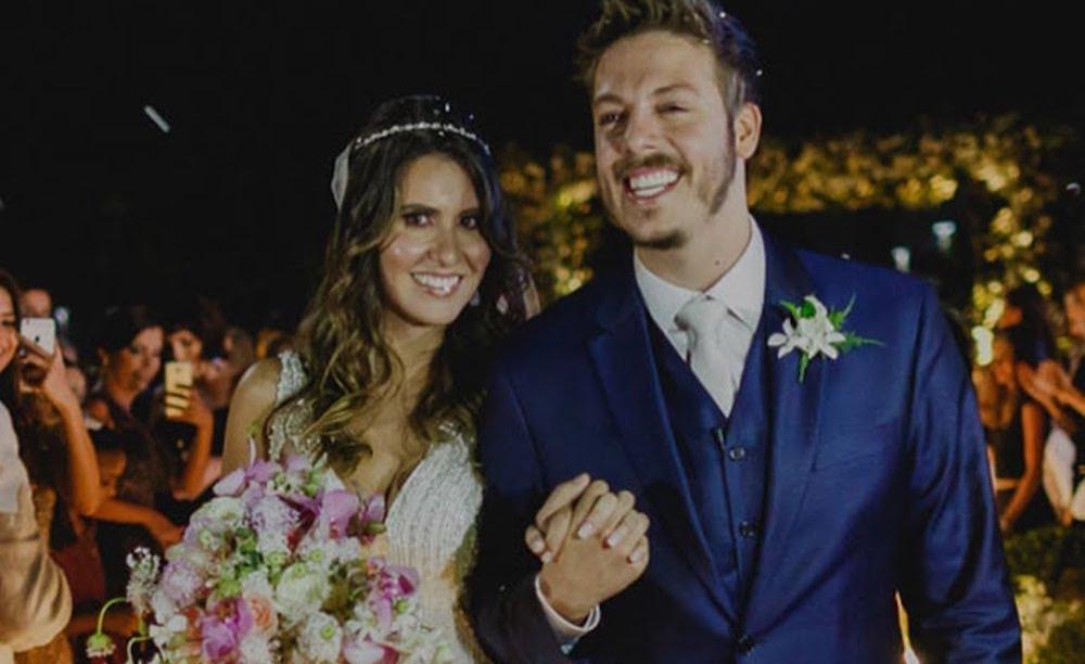 Casamento Fábio Porchat e Nataly Mega
